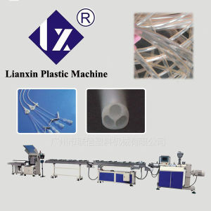 Plastic Medical Tube Extruder