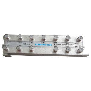 Indoor 12-Way Splitter 5-1000MHz