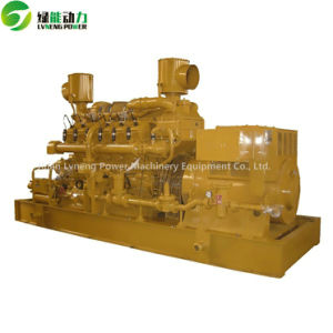 China Coal Mine Gas Generator Set 300-600kw Open Generator Genset pictures & photos
