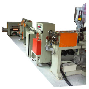 Physical Foam Cable Extruder Machine pictures & photos