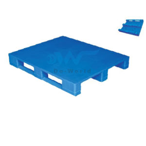 Flat Surface Heavy Duty Pallet (in steels) pictures & photos