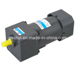 GS High Efficient Long Life 180W 104mm 110V AC Gear Motor for Industrial Using pictures & photos