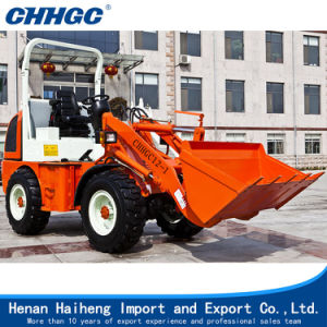 Tractor with Front End Loader and Backhoe for Sale pictures & photos