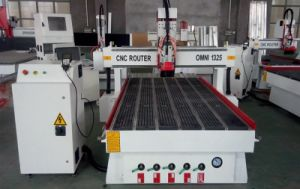 MDF Wood Working CNC Router for Furniture Sign