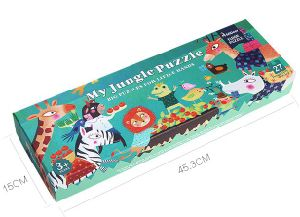 Larger Forest Animal Party Puzzle Jigsaw pictures & photos