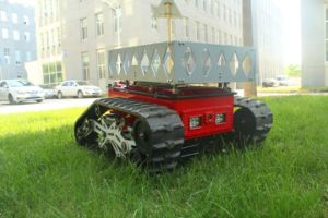 High-Level Groundwater Laying Firefighting Robot pictures & photos