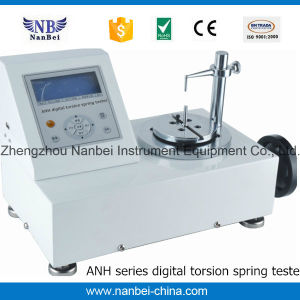 CE Approved Digital Torsional Spring Tester with High Precision pictures & photos