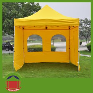 30mm Steel Pop up Tent with Church Window pictures & photos