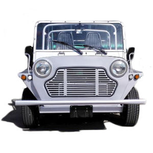 Gasoline Automatic Moke Car, Tourist Coach Sightseeing Car with 4 Seats pictures & photos