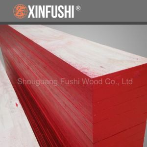 Red Paint Scaffolding Plank 38*225*3900mm pictures & photos