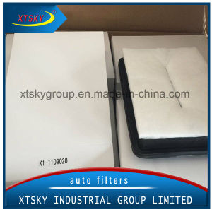 HEPA Air Filter (K1-1109020) for Great Wall pictures & photos