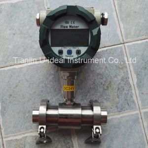 Water/Steam Flow Turbine. Vortex, Electromagnetic, Ultrasonic Flow Meter pictures & photos