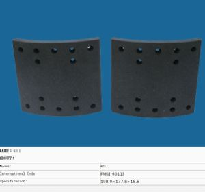 Truck Brake Pads and Brake Lining and Braking Parts