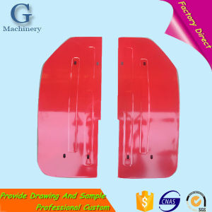 OEM Sheet Metal Snow Blower Fender Part