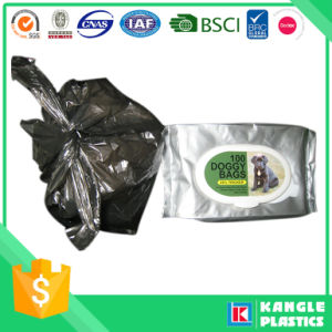 HDPE Custom Printed Scented Wholesale Plastic Dog Poop Bag pictures & photos