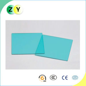 Blue Glass, Optical Filter, Cyan Color, Qb9, Qb10. Qb11, Qb12, Qb13 pictures & photos