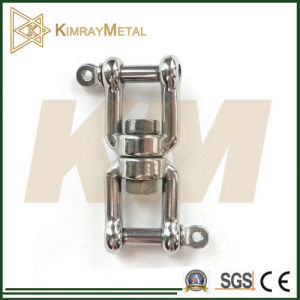 Stainless Steel Jaw and Jaw Swivel pictures & photos