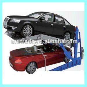 2 Level Tilting Mini Car Lift pictures & photos