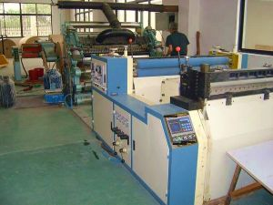 Single Face Corrugated Cardboard Production Line (QDWJ-C1320) pictures & photos