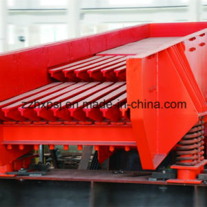 High Capacity Gravel Vibrating Feeder pictures & photos