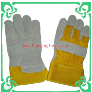 Leather Work Gloves for Work Glove