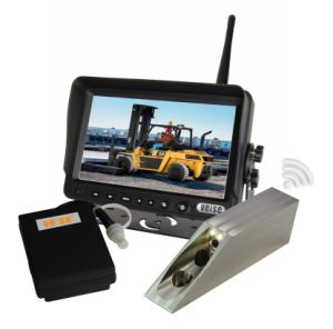 Cam Forklifts with 7 Inch TFT LCD Screen for Lift Trucks (DF-723H2561-MP5V) pictures & photos