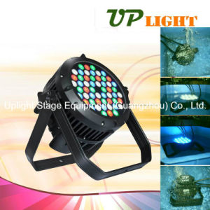 Outdoor Use 54*3W RGBW Waterproof PAR LED Light pictures & photos