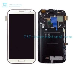 Wholesale Original Phone Display/LCD for Samsung Galaxy Note 2 pictures & photos