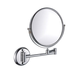 Elegant Design Cosmetic Table Magnifying Mirror for Hotel Bathroom (wt-1308) pictures & photos