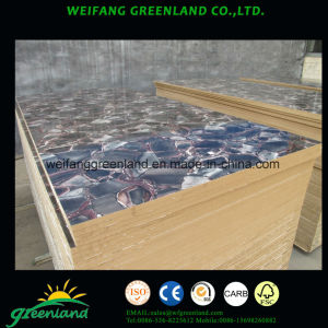 Smooth Finish Melamine MDF pictures & photos