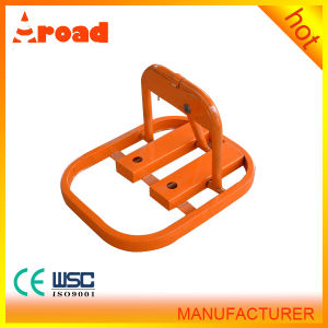 Factory Directly Sale Durable Steel Car Parking Lock pictures & photos