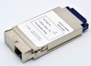 GBIC Transceiver (single mode, single fiber)