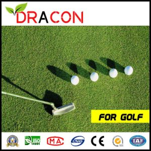 Curved Monofilament Golf Grass Artificial Turf (G-1051) pictures & photos