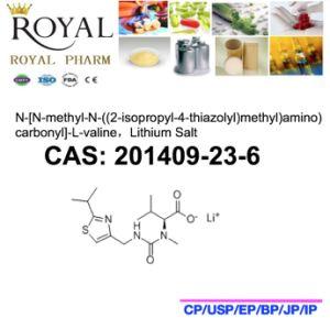 N-[N-Methyl-N- ((2-isopropyl-4-thiazolyl)methyl)amino) Carbonyl]-L-Valine, Lithium Salt CAS: 201409-23-6, Mtv-III pictures & photos