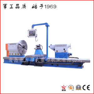 China Professional Conventional Lathe for Turning Long Shaft (CG61100) pictures & photos