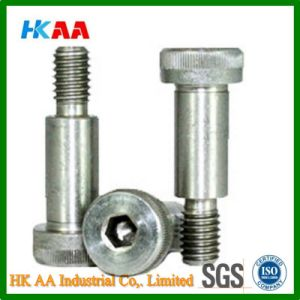 Stainless Steel Hexagon Socket Shoulder Screw pictures & photos