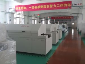 Professional Hot Air Convection SMT Reflow Oven with Mesh Conveyor Eta A800 A600 Agent Wanted pictures & photos