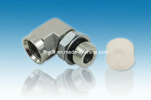 Hydraulic Pipe Fitting Adapter
