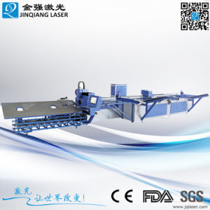 Round Tube Steel Tube Cutting Machine for Sport Equipment pictures & photos