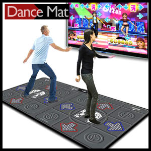 Double Player Dancing Pad for TV and PC Dance Mat with 56 Games and 180 Songs pictures & photos