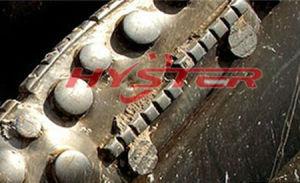 Domite Wear System Chromium Cast Iron Wear Button pictures & photos