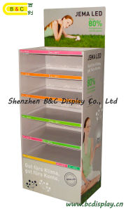 LED Display / Cardboard Display Rack / Paper Stand (B&C-A015) pictures & photos