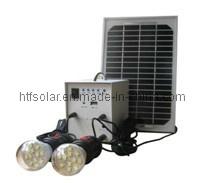 5W Portable Solar Energy System Solar LED Lighting (HTF-SS5W)