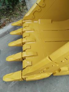 Rock Bucket for Excavator Parts, Excavator Rock Bucket pictures & photos