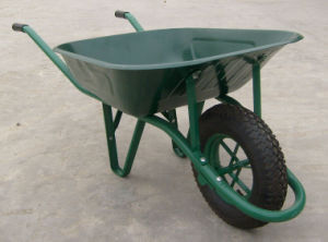 French Model Wheelbarrow Wb6400 pictures & photos
