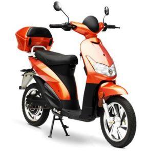350W 48V 12ah Lead Acid Battery EEC Electric Moped Bike (HDE-L11)