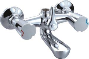 Double Handle Bath-Shower Mixer (TP-1061) pictures & photos