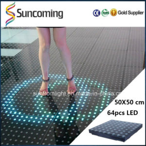 LED Interactive Dance Floor/LED Dancing Floor/Stage Floor pictures & photos