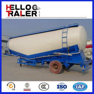China Factory Selling 45m3 Cement Silo Tank Trailer pictures & photos