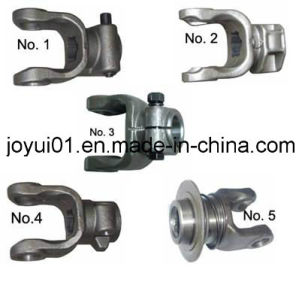 Plain Bore Yoke with Clamp Bolt pictures & photos